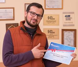 Поздравляем победителя конкурса «Отзыв месяца»!